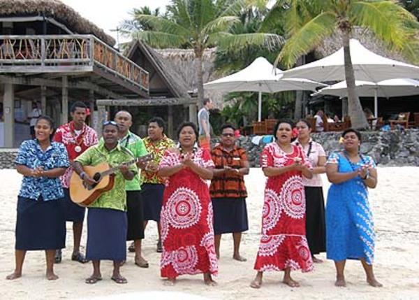 ママヌザ諸島にあるキャスタウェイ・アイランド