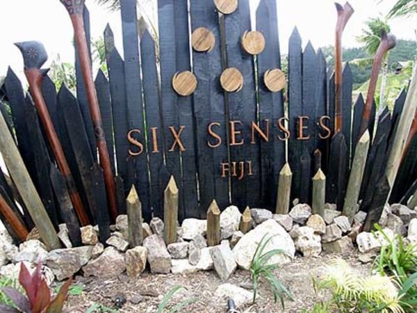 フィジーのマロロ島にあるシックスセンシズ・フィジー