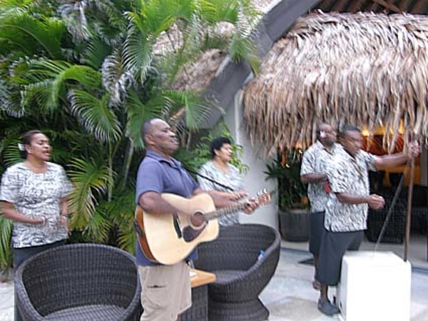 ママヌザ諸島のトコリキ・アイランド・リゾート